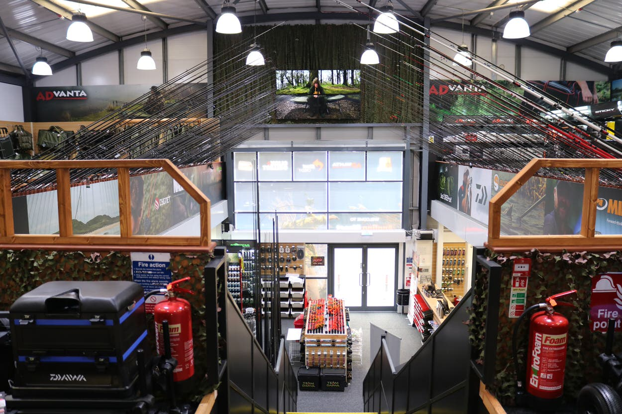 Supporting A Leading Fishing Tackle Retailer Through Expansion