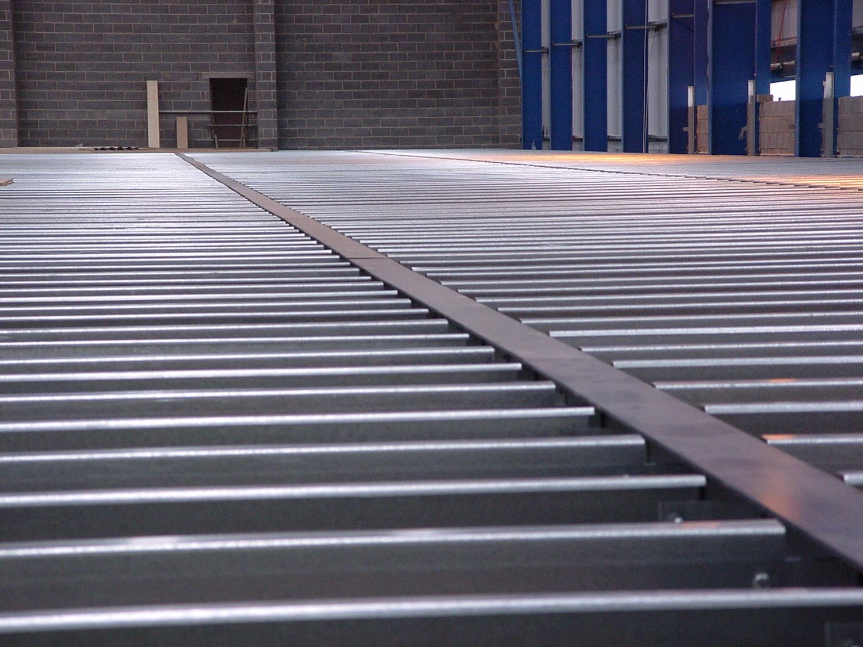 WSL Works With Top Events Company to produce High Quality Mezzanine Storage