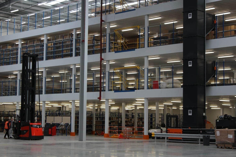 Could a Mezzanine Floor Transform your Logistics Operations?