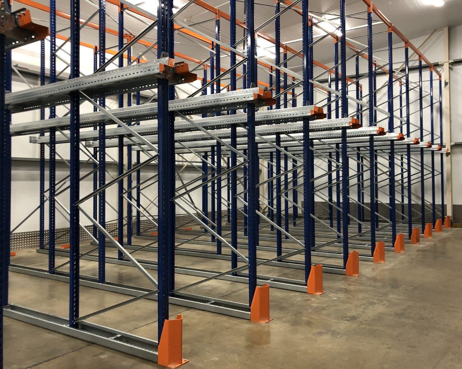 1000 New Pallet Locations for Major Fruit Supplier