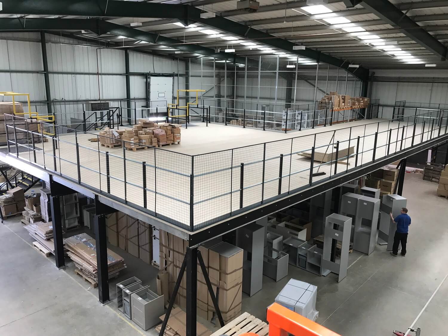 Mezzanine Floors – Your Questions Answered in this Complete Guide