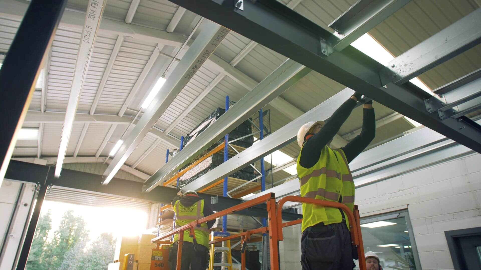 Mezzanine Floor Installation: What's involved?