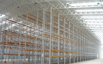Warehouse Pallet Racking: What is it?