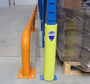 racking protection barrier