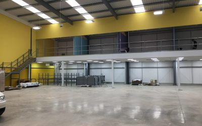 How an office mezzanine floor can transform your warehouse