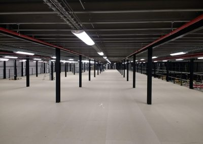 WSL completes large scale project, making way for 1.2 million pairs of shoes at Pavers HQ in York