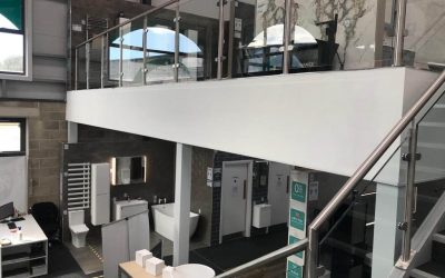 Discover how a new mezzanine floor can be used to improve your business