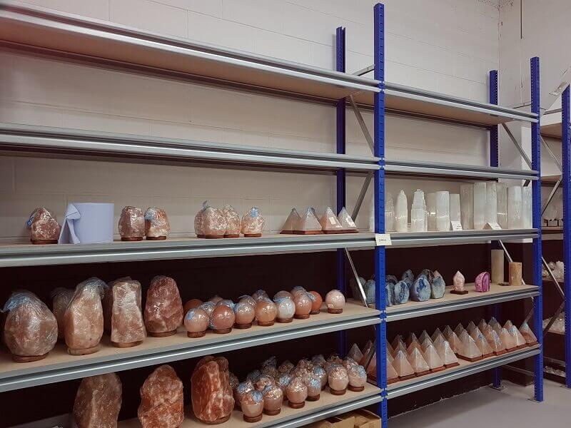 Shortspan shelving system