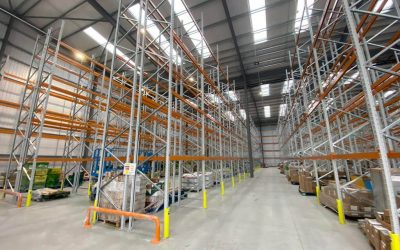 why wide aisle pallet racking is the number one choice for many warehouse operations