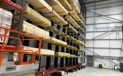 Is cantilever racking the right storage solution for your operation?